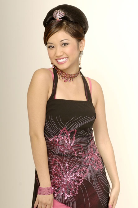 Yay me London Tipton